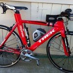 2009 Trek Equinox 54cm frame with carbon Bontrager Race Lite TT fork.
