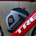 Bontrager speedbottle on carbon cage